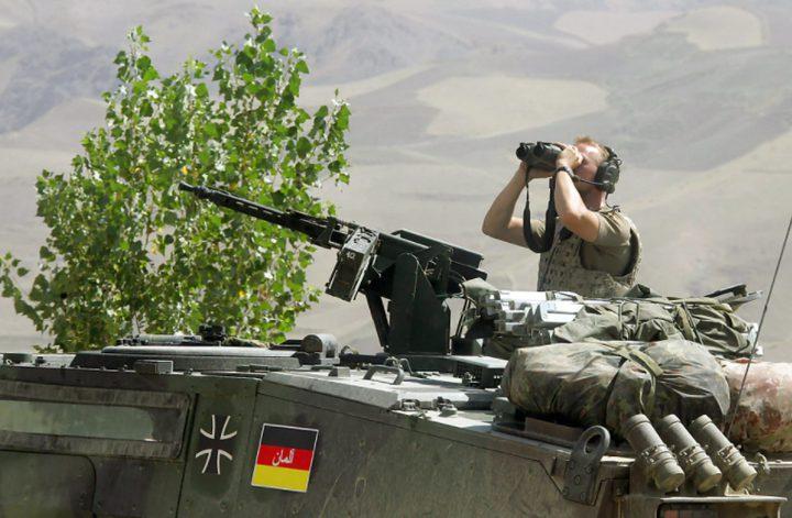 الجيش الألماني يبلغ البرلمان بموعد الانسحاب من أفغانستان