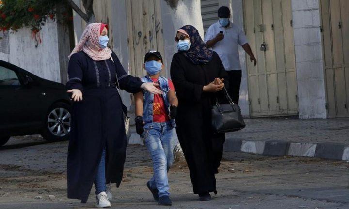 10 وفيات و1268 إصابة جديدة بكورونا في غزة