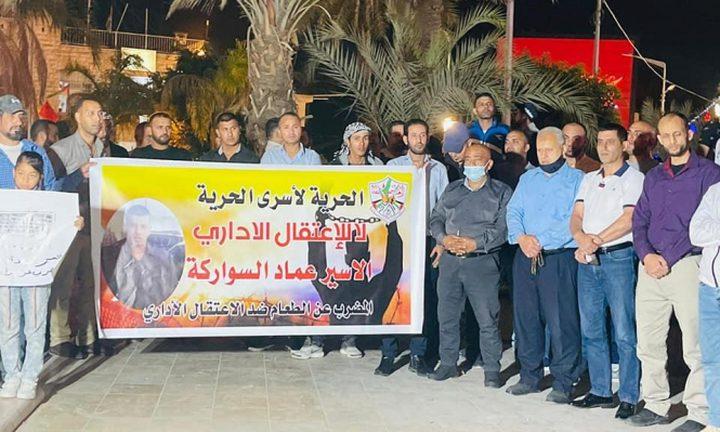 خمسة أسرى مضربون عن الطعام في سجون الاحتلال