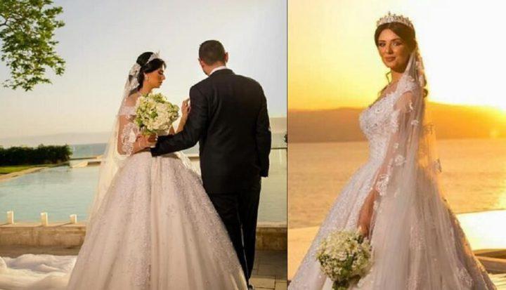 الإعلامية لينا قيشاوي تعلن عن زواجها بمنشور على فيسبوك