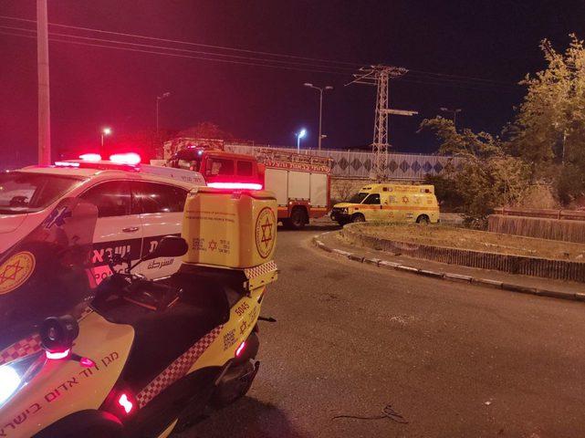 مصرع شخص دهسا بالقرب من حيفا