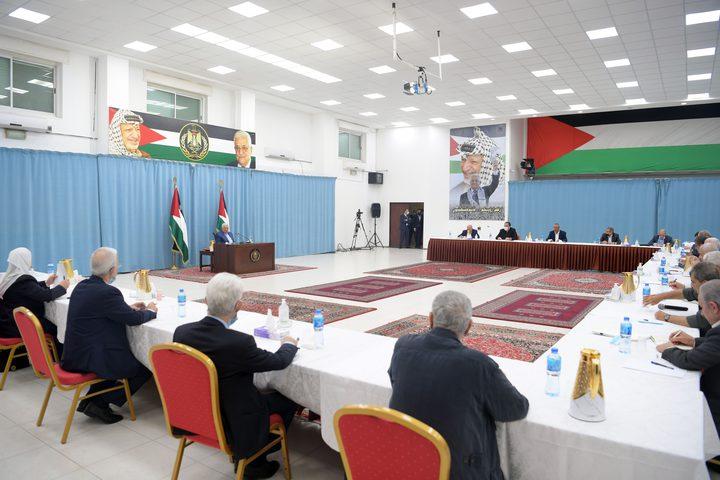 الرئيس يؤكد أن القدس خط أحمر لن نقبل المساس بها