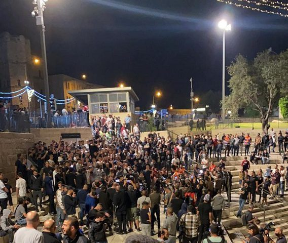 ميعاري: انتصار القدس يرسي النهج المطلوب في التعاطي مع الاحتلال