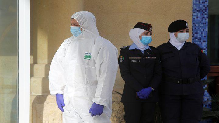 الأردن تسجل 52 وفاة و1731 إصابة جديدة بفيروس كورونا