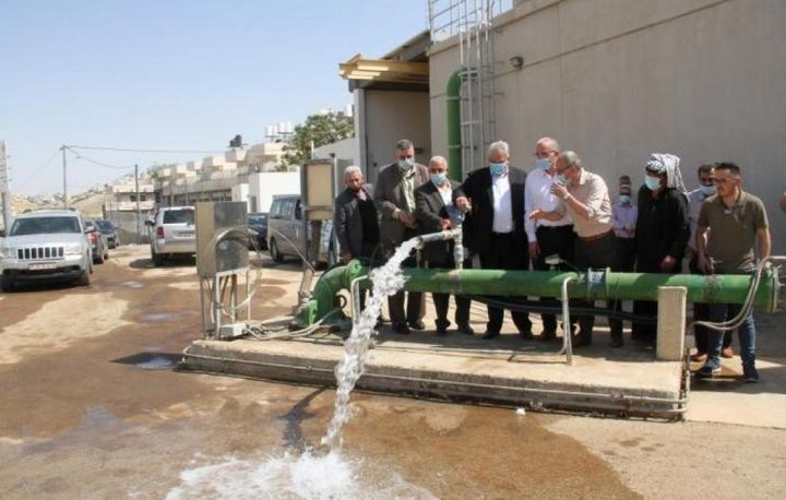 غنيم: بئر العيزرية سيوفر مياه لأكثر من 40 ألف نسمة شرقي القدس