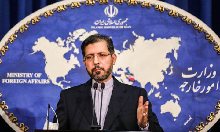 طهران تؤكد دور قطر والعراق في تعزيز علاقاتها مع بعض دول المنطقة