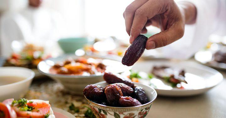 أهمية التغذية الصحية خلال شهر رمضان المبارك