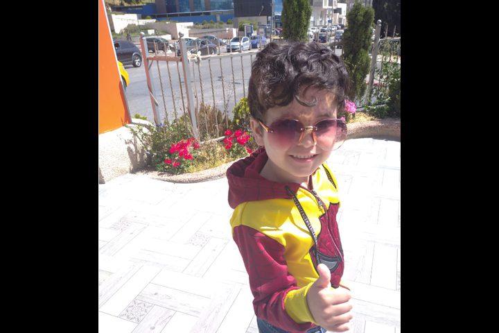 من أطفأ نور عيون الطفل محمد؟