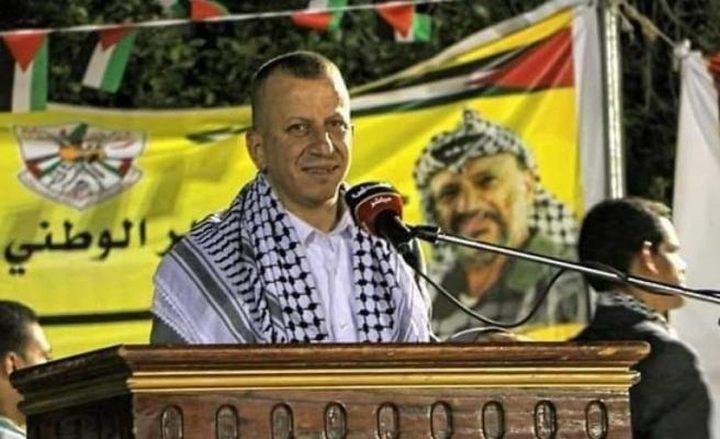 الاحتلال يفرج عن أمين سر حركة فتحفي أريحا نائل أبو العسل