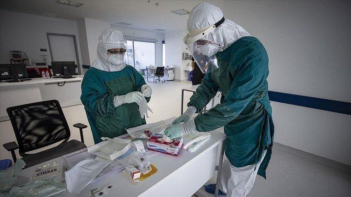 6 وفيات و723 إصابة جديدة بفيروس كورونا في قطاع غزة