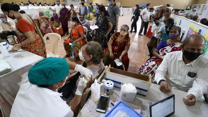 الهند: 3645 وفاة بكورونا ونحو 380 ألف إصابة جديدة خلال 24 ساعة