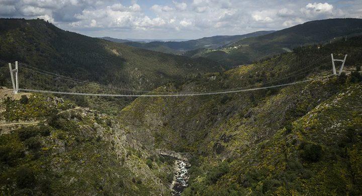 البرتغال: تدشين أطول جسر معلق في العالم