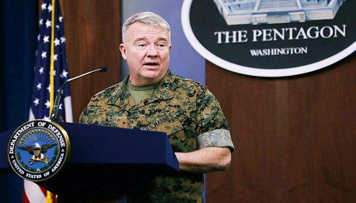ماكنزي: مستقبل القوات الأميركية في العراق سيحُدد عبر المفاوضات