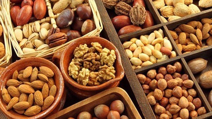 6 فوائد لتناول المكسرات في رمضان