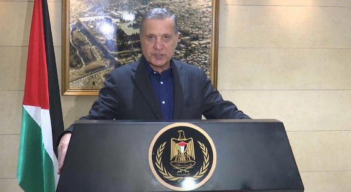 """الرئاسة:اجراء الانتخابات دون القدس هو تنفيذ لـ""""صفقة القرن"""""""