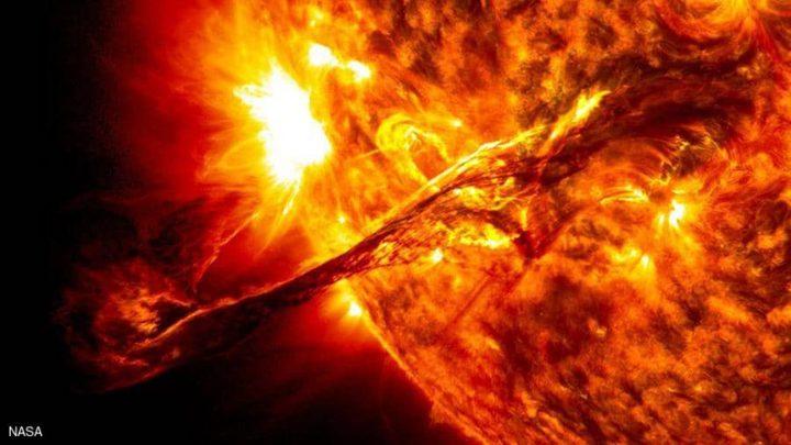 عاصفة شمس تقترب من الأرض.. وعلماء يحددون السيناريو الأسوأ