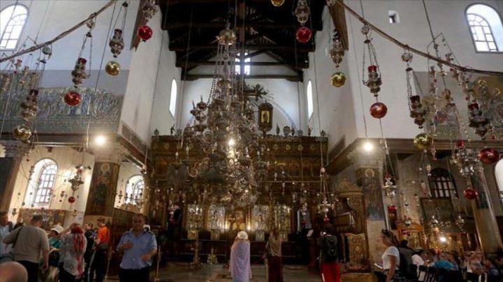 الكنائس التي تسير حسب التقويم الشرقي تحتفل بعيد الفصح