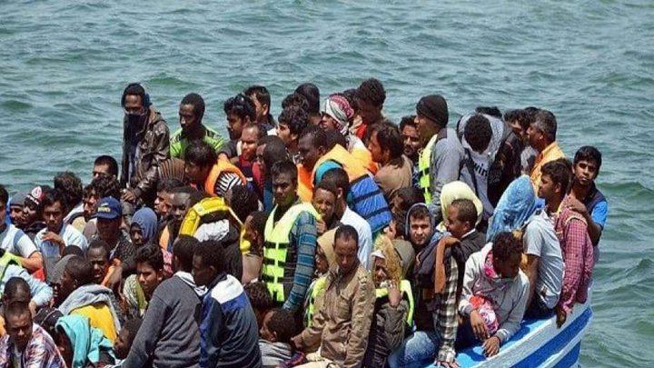مفوضية شؤون اللاجئين: أكثر من 700 مهاجر أعيدوا إلى ليبيا