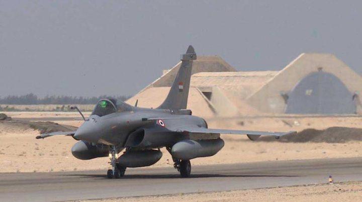 مصر تتعاقد مع فرنسا لشراء 30 مقاتلة من طراز «رافال»