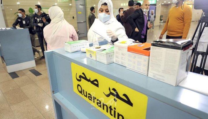 62 وفاة و1078 إصابة جديدة بفيروس كورونا في مصر
