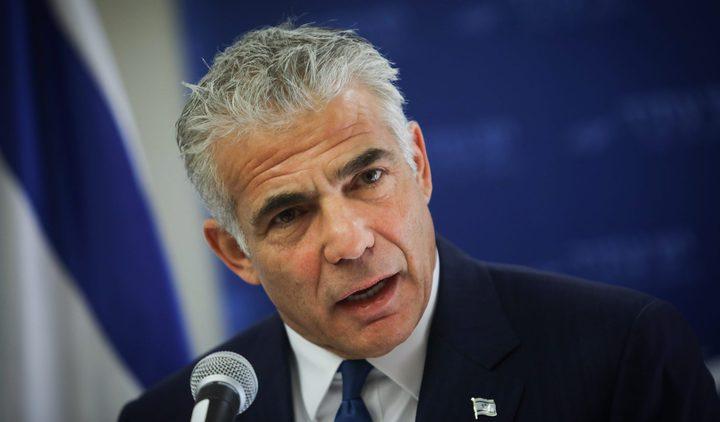 رئيس دولة الاحتلال ينقل التفويض بتشكيل الحكومة إلى لبيد