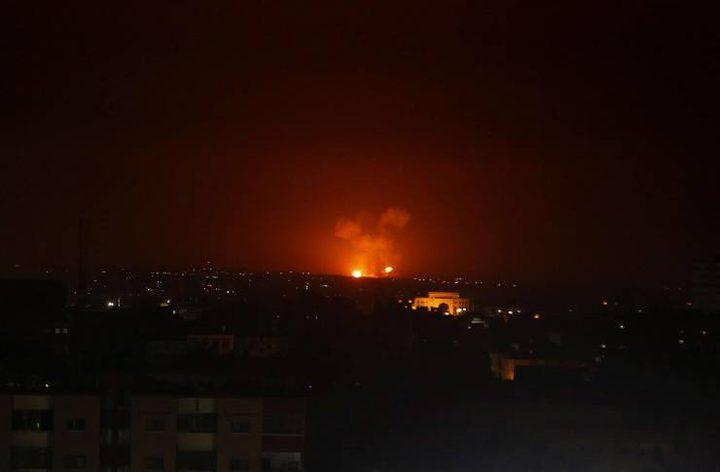 سوريا: شهيد و6 جرحى في قصف إسرائيلي جنوب اللاذقية