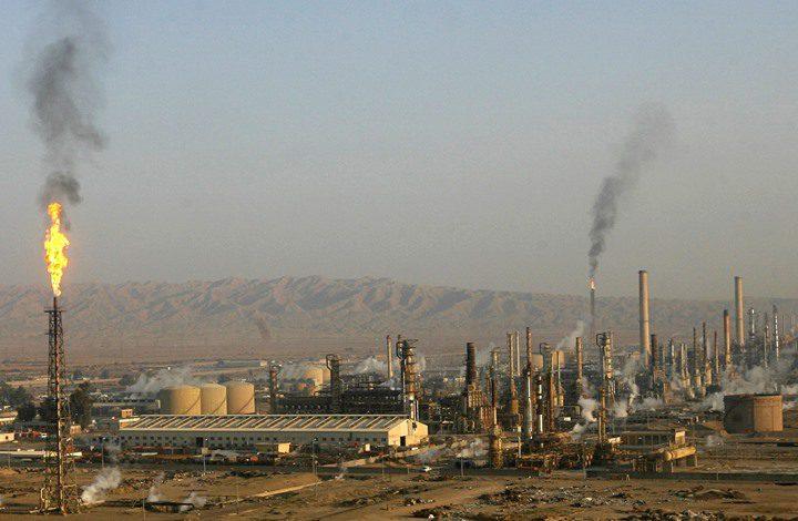 العراق: قتلى وجرحى في هجوم استهدف حقل النفط بكركوك