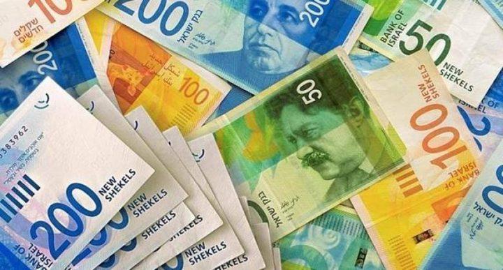 أسعار العملات اليوم الأربعاء مقابل الشيقل