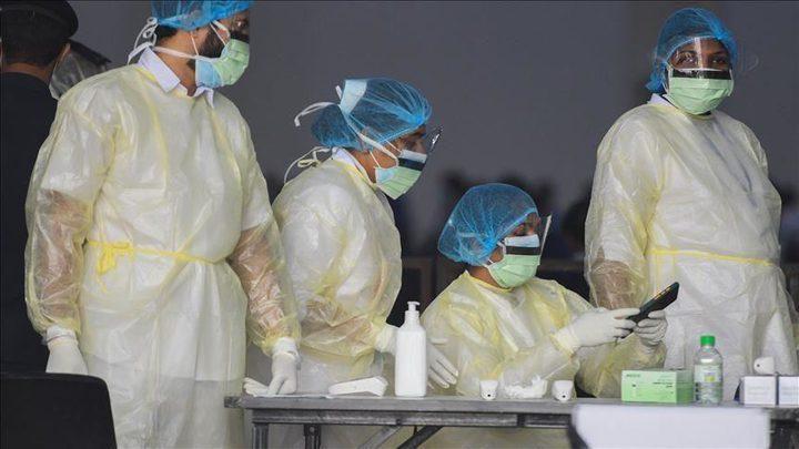 الأردن تسجل 33 وفاة و1220 إصابة جديدة بفيروس كورونا