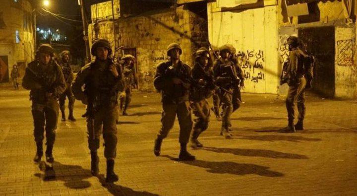 قوات الاحتلال تستولي على تسجيلات كاميرات مراقبة شمال طولكرم