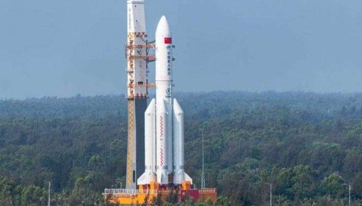 بلدان يهددها خطر سقوط الصاروخ الصيني