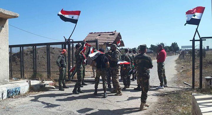 الاحتلال يشن عدوانا على نقطة للجيش السوري بريف القنيطرة