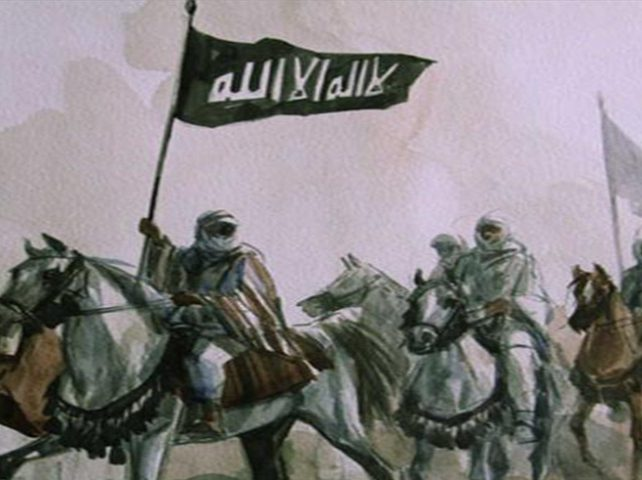 إنتصارات المسلمين في عدة معارك خلال شهر رمضان المبارك