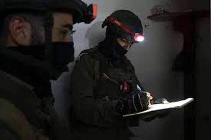 """جيش الاحتلال يأخذ قياسات منزل منفذ عملية """"زعترة"""""""