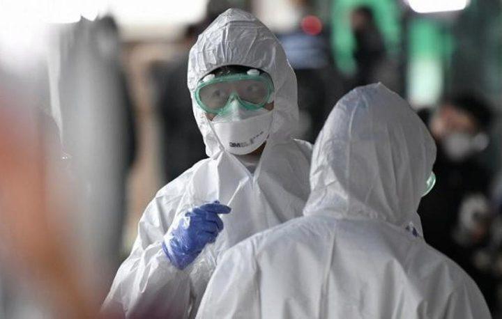 غزة: 7 حالات وفاة و404 إصابات جديدة بفيروس كورونا