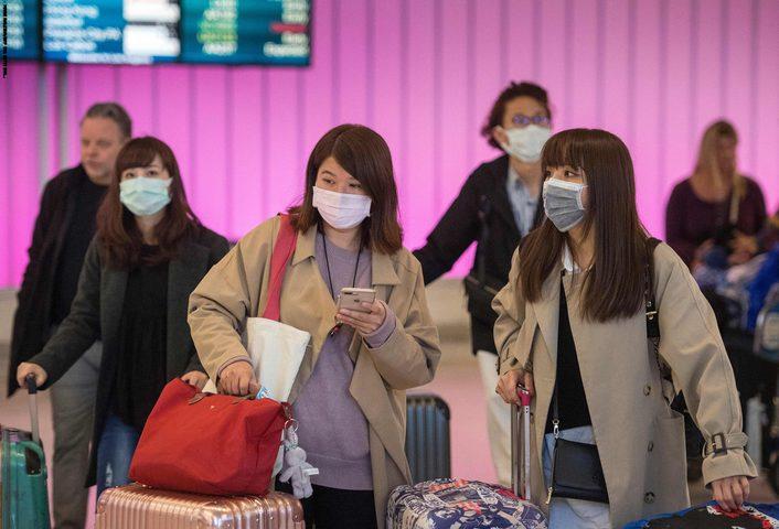 تسجيل 2044 إصابة و27 وفاة جديدة بكورونا في تايلاند