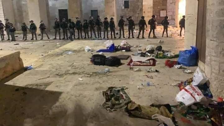 فتح: ما يجري في القدس إرهاب الدولة المنظم
