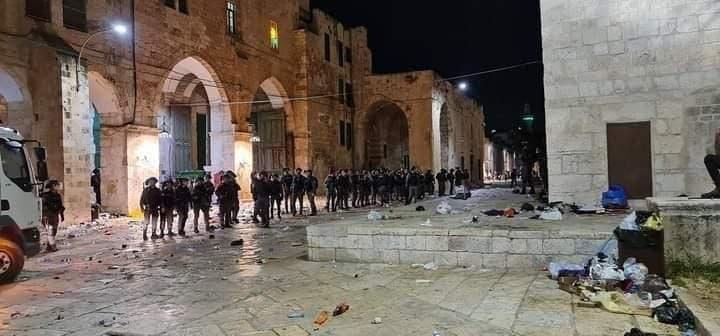 هنية يحذر نتنياهو: لا تلعب في النار بالقدس والمسجد الأقصى