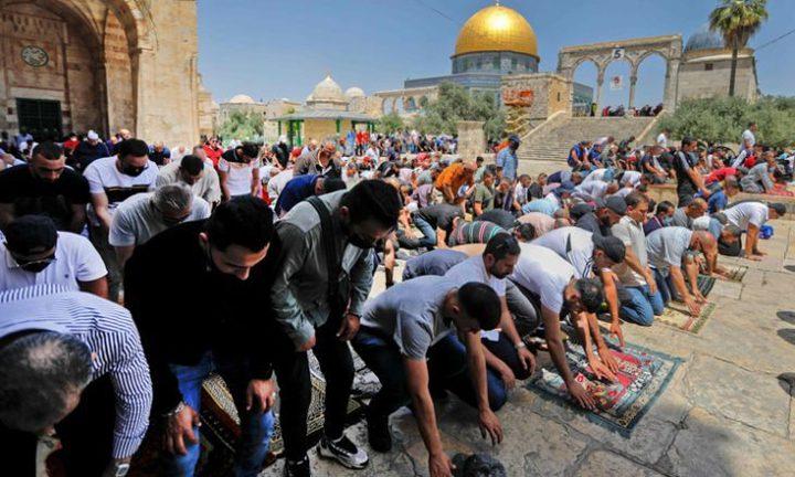 """""""فتح"""" بنابلس تؤكد أن معركة القدس تتطلب الوحدة والنضال المتواصل"""