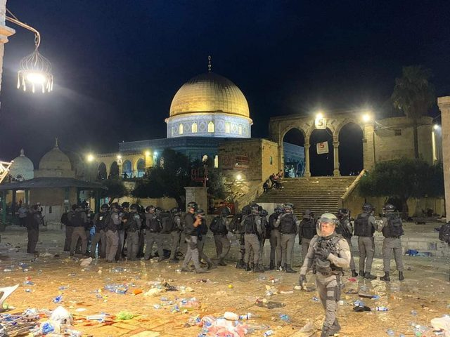 """حمايل: الاحتلال يحاول الاستفادة من بعض بنود """"صفقة القرن"""""""