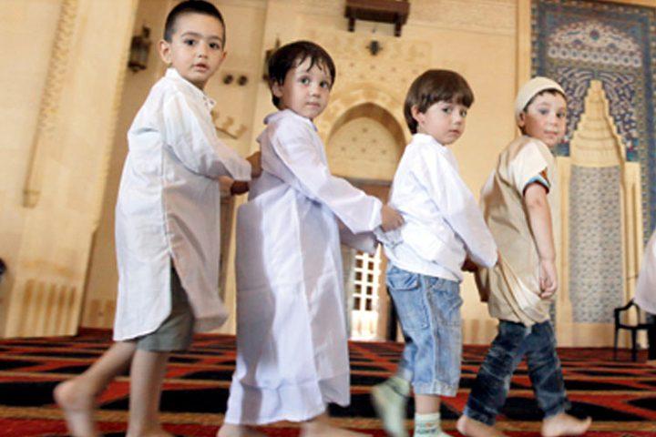 آداب اصطحاب الأطفال إلى المساجد؟