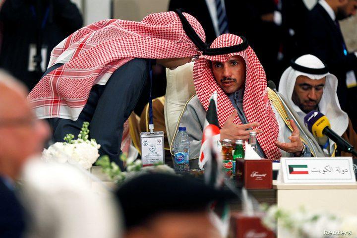 الغانم يطالب الاتحاد البرلماني العربي ببحث الأوضاع في القدس