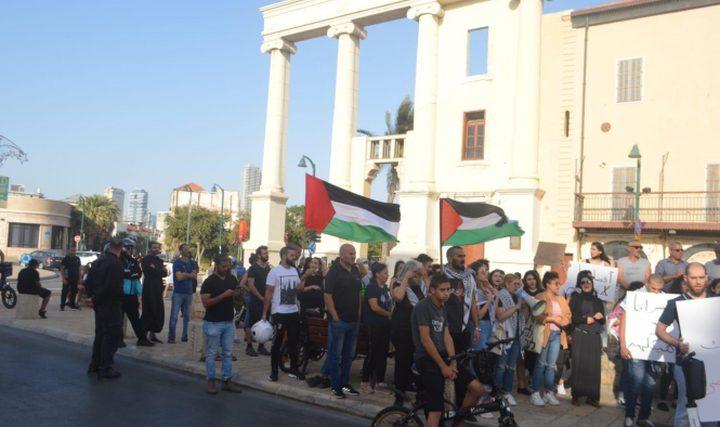 مظاهرات في الداخل المحتل ضد اعتداءات الاحتلال على القدس