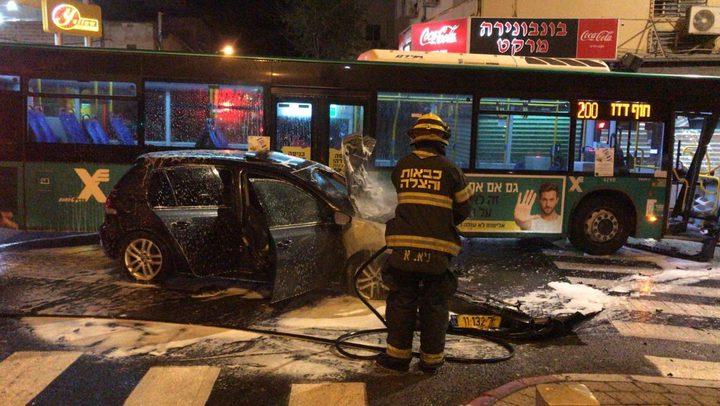 حيفا: إصابة 3 أشخاص في حادث طرق