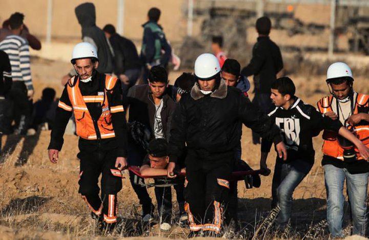 إصابة مواطن بنيران قوات الاحتلال شرق محافظة خان يونس