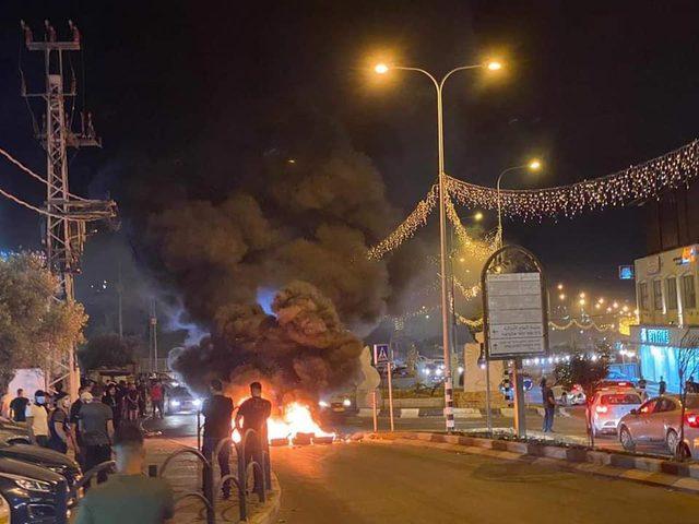 مسيرات غضب داخل أراضي الـ48 نصرة للقدس والأقصى