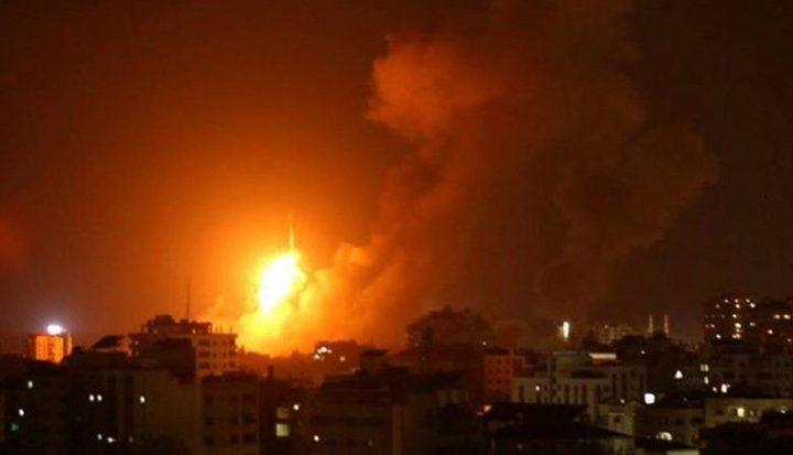 الاحتلال يقصف بيت لاهيا ورفح ويغلق بحر غزة أمام الصيد