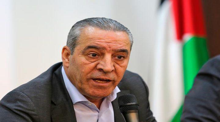 الشيخ: القيادة تدرس كل الخيارات للرد على عدوان الاحتلال