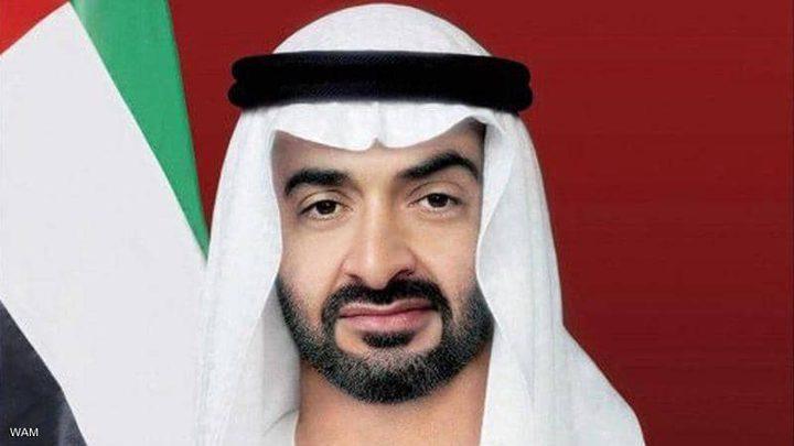 محمد بن زايد يدين انتهاك حرمة الأقصى