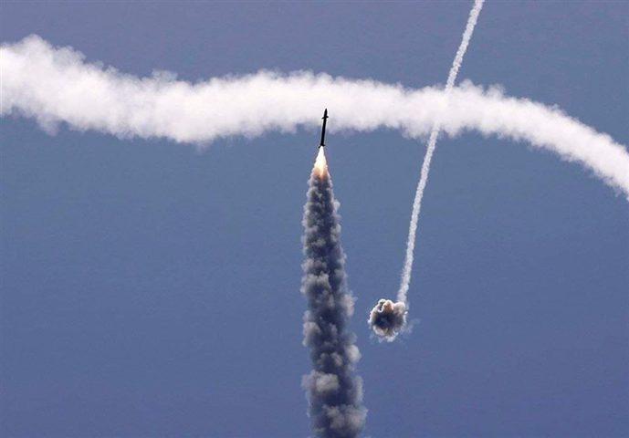 المقاومة توجه ضربة صاروخية هي الأكبر لاسدود وعسقلان